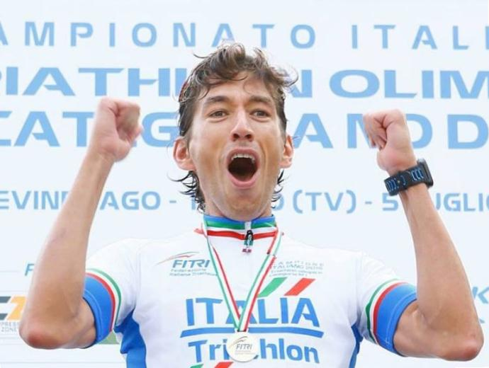 Campionato Italiano Triathlon Olimpico No Draft Age Group Tarzo 2015