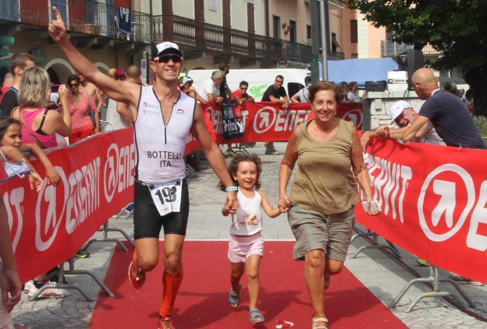 Triathlon Medio di Mergozzo 2016